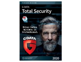 G DATA Total Security 2020 [3 Geräte - 1 Jahr]