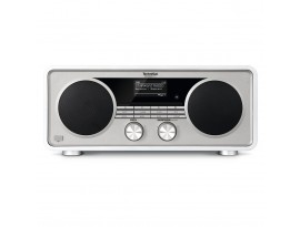 Technisat DigitRadio 600 - Internetradio (Bluetooth, NFC, DAB/UKW, CD-Player, Multi-Room, Spotify Connect)
