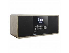 "Imperial Dabman i250 [Vintage] - (2,8"" (7,2 cm) TFT-Farbdisplay, WLAN, Line-Out, USB, Internet-Radio, DAB+"