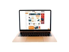 "Apple MacBook Air 13"" CZ0X5-01100 Gold Intel i5 1.6GHz, 16GB RAM, 256GB SSD, macOS Mojave - 2019 - AKCIJA"