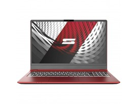 "SCHENKER SLIM 15 Red Edition - M19knd 15,6"" Full HD IPS, i5-8265U, 8GB RAM, 500GB SSD, Windows 10"