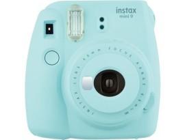 Fujifilm Instax Mini 9 Instant Kamera Eisblau