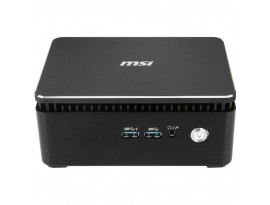 """MSI Cubi 5 10M-007BEU Barebone Intel i7-10510U, 2x DDR4 SO-DIMM, 1x M.2, 1x 2,5"""", Intel UHD-Grafik"""