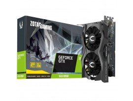 ZOTAC GAMING GeForce GTX 1650 SUPER Twin Fan 4GB GDDR6 Grafikkarte - DisplayPort/HDMI/DVI