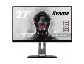 Iiyama G-Master GB2730QSU-B1 - 69 cm (27 Zoll), LED, WQHD, AMD FreeSync, 1 ms, Höhenverstellung, HDMI