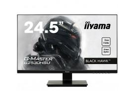 Iiyama G-Master G2530HSU-B1 - 62,2 cm (24,5 Zoll), LED, AMD FreeSync, 1 ms, HDMI