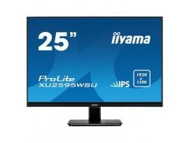 Iiyama ProLite XU2595WSU-B1 - 63,4 cm (25 Zoll), LED, IPS-Panel, USB-Hub, DisplayPort