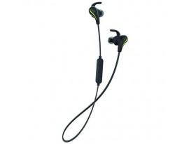 JVC HA-ET 50BTBE (schwarz) - Bluetooth Sport In-Ear Kopfhörer (Schweißabweisend, 3-Tasten-Fernbedienung, integriertes Mikrofon)
