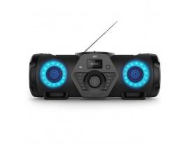 HIFI KPA JVC Bloomblaster RV-NB200BT [60 Watt RMS, UKW, Bluetooth, CD, USB, Line-In, Fernbedienung]