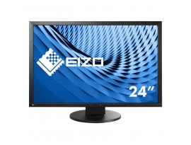 Eizo FlexScan EV2430-BK - 61 cm (24 Zoll), LED,  IPS-Panel, Höhenverstellung, DisplayPort