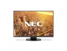 NEC MultiSync EA241F - 60,5cm (23,8 Zoll), LED, IPS-Panel, Höhenverstellung, Pivot, DisplayPort, HDMI, VGA, schwarz