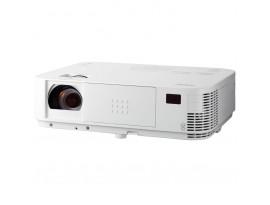 NEC M403H Beamer - DLP, Full HD, 4.000 ANSI Lumen, 10.000:1 Kontrast, 3D, 1.7x Zoom, LAN, 2x HDMI