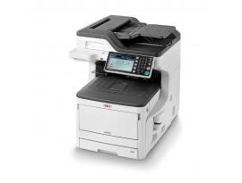 OKI MC873dnv A3-Farb-4-in-1-Multifunktionsdrucker (RADF, Duplex, Netzwerk)