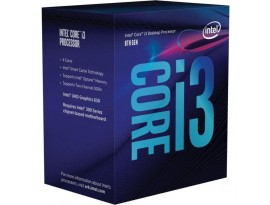 Intel Core i3-8300 CPU, 4x 3.70GHz, boxed