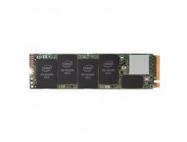 Intel SSD 660p 512GB M.2 2280 PCIe 3.0 x4 - Solid-State-Modul für private Nutzer