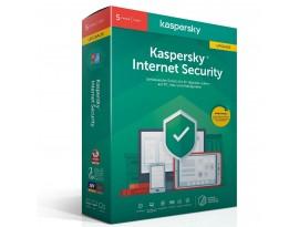 Kaspersky Internet Security Upgrade [5 Geräte - 1 Jahr - Update]