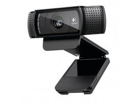 Logitech HD Pro Webcam C920, Full High Definition-Video in 1080p