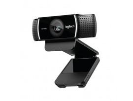 Logitech C922 Pro Stream Webcam, Hintergrundänderung + Stativ