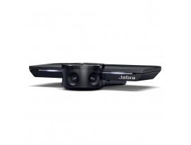 Jabra PanaCast Konferenzkamera Webcam - intelligente Videokamera mit 4K Auflösung und 180 Grad Sichtfeld