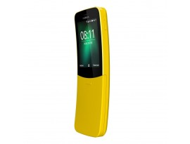 "Nokia 8110 4G Gelb [6,2cm (2,45"") TFT Display, 2MP Hauptkamera]"