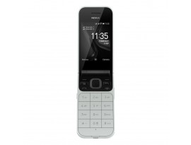 "Nokia 2720 Flip 4GB Grau [Klapphandy mit 7,1cm (2,8"") QVGA Hauptdisplay]"