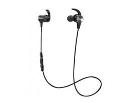 TaoTronics TT-BH07 In-Ear Bluetooth 4.1 Headset, AptX , In-Line Remote, Schwarz