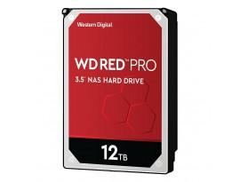 Western Digital WD Red Pro 12TB 3.5 Zoll SATA 6Gb/s - interne NAS Festplatte