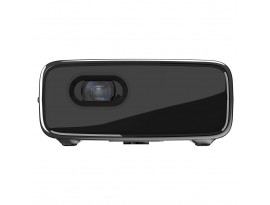 Philips PicoPix Micro Mobiler Beamer - WVGA, 150 LED-Lumen, 500:1 Kontrast, Akku, WLAN, Mini-HDMI, Micro-USB