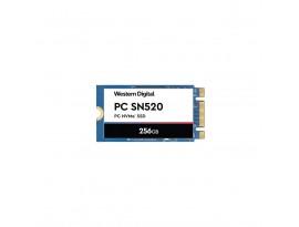 Western Digital PC SN520 NVMe SSD 256GB M.2 2242 PCIe 3.0 x2 - internes Solid-State-Module