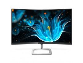 Philips 278E9QJAB - 69 cm (27 Zoll), LED, Curved, VA-Panel, 4 ms, AMD FreeSync, Lautsprecher, HDMI