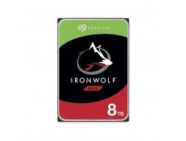 Seagate IronWolf Pro 8TB 3.5 Zoll SATA 6Gb/s - interne NAS Festplatte