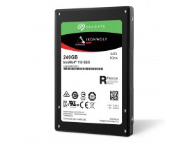 Seagate IronWolf 110 SSD 240GB 2.5 Zoll SATA 6Gb/s + Rescue - interne Solid-State-Drive
