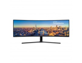 Samsung C49J890 - 124 cm (49 Zoll), Curved, VA-Panel, 144 Hz, Höhenverstellung, USB-C