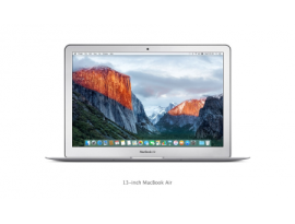 "Apple MacBook Air 13"" i5 DC 1.8GHz/8GB/128GB SSD/Intel HD Graphics 6000 HR tipkovnica mqd32cr/a - AKCIJA"