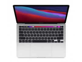 "Apple MacBook Pro 13.3"" Silver M1 8C CPU/8C GPU/8GB/256GB HR tipkovnica myda2cr/a - AKCIJA"