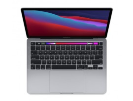 "Apple MacBook Pro 13.3"" Space Grey 8C CPU/8C GPU/8GB/512GB HR tipkovnica myd92cr/a - AKCIJA"