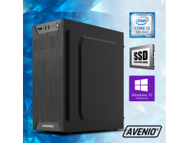 Stolno računalo Avenio ProOffice Intel Core i3 9100 3.60GHz 8GB 512GB SSD DVDRW W10P Intel UHD Graphics 630