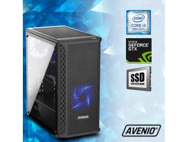 Stolno računalo Avenio TopGamer Intel Core i3 9100F 3.60GHz 8GB 512GB SSD FreeDOS nVidia GeForce GTX 1650 EX PLUS 4GB DDR6