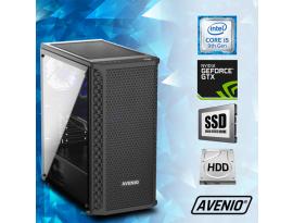 Stolno računalo Avenio TopGamerIntel Core i5 9400F 2.90GHz 8GB 240GB SSD + 1TB HDD FreeDOS nVidia GeForce GTX 1650 SUPER 4GB GDDR6