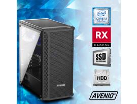 Stolno računalo Avenio TopGamer Intel Core i5 9400F 2.90GHz 8GB 240GB SSD + 1TB HDD FreeDOS AMD Radeon RX 5500 XT 4GB GDDR6