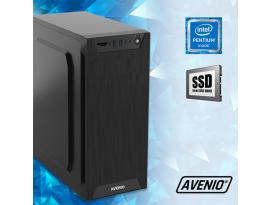 Stolno računalo Avenio TopOffice Intel Pentium G6400 4.00GHz 8GB 256GB SSD DVDRW FreeDOS Intel UHD Graphics