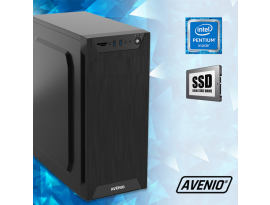 Stolno računalo Avenio TopOffice Intel Core i5 10400 2.90GHz 8GB 256GB SSD DVDRW FreeDOS Intel UHD Graphics 630