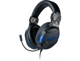 PS4 Slušalice BigBen Stereo Gaming Headset V3 - crno-plave