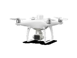 Dron letjelica DJI P4 Multispectral + D-RTK 2 High Precision GNSS Mobile Station Combo