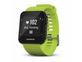 Pametni sportski GPS sat Garmin Forerunner 35 WHRM zeleni