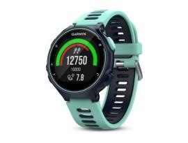 Napredni multisport GPS sat Garmin Forerunner 735XT HRM-Tri plavo-ledeno plavi