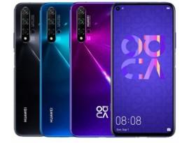 Mobitel Huawei Nova 5T 128GB Dual SIM - nov, zapakiran, garancija, dostava (plavi ili crni)