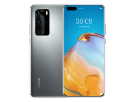 Mobitel Huawei P40 Pro 5G 256GB Dual Sim Silver Frost - OUTLET AKCIJA