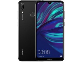 Mobitel Huawei Y7 (2019) 32GB crni, nov, zapakiran, jamstvo