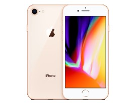 Mobitel Apple iPhone 8 64GB Gold refurbished A+ klasa, dostava i jamstvo 12 mj. (bez orig. pakiranja)